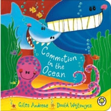 Commotion in the Ocean : Board Book, Board book Book