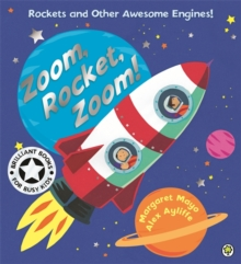 Awesome Engines: Zoom, Rocket, Zoom!, Paperback Book