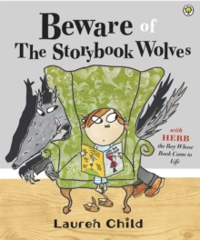 Beware of the Storybook Wolves, Paperback Book