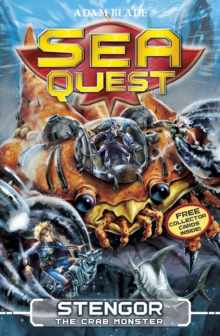 Sea Quest: Stengor the Crab Monster : Special 1, Paperback Book