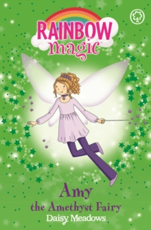 Amy the Amethyst Fairy : The Jewel Fairies Book 5, EPUB eBook