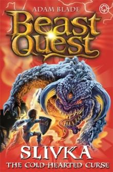 Beast Quest: Slivka the Cold-Hearted Curse : Series 13 Book 3, Paperback Book