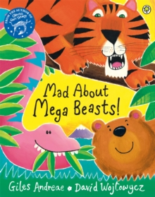 Mad About Mega Beasts!, Paperback Book