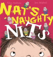 Nat's Naughty Nits, Paperback Book