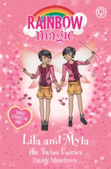 Rainbow Magic: Lila and Myla the Twins Fairies : Special, Paperback / softback Book