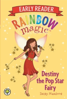 Rainbow Magic: Destiny the Pop Star Fairy : Special, Paperback Book