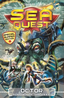 Octor, Monster of the Deep, Paperback Book