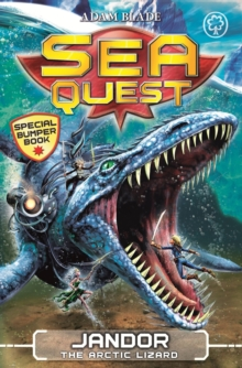 Sea Quest: Jandor the Arctic Lizard : Special 5, Paperback / softback Book