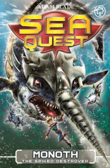 Sea Quest: Monoth the Spiked Destroyer : Book 20, Paperback Book