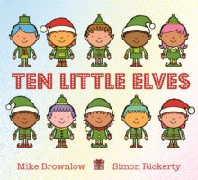 Ten Little Elves, Paperback / softback Book
