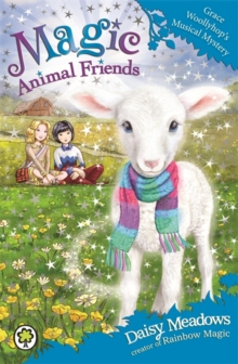 Magic Animal Friends: Grace Woollyhop's Musical Mystery : Book 12, Paperback Book