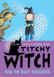 Titchy Witch And The Bully-Boggarts, EPUB eBook