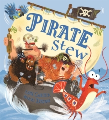 Pirate Stew, Hardback Book