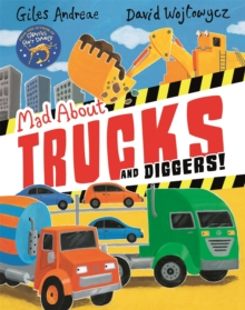 Mad About Trucks and Diggers!, Paperback Book