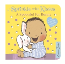 Sprinkle With Kisses: Spoonful for Bunny Board Book, Board book Book