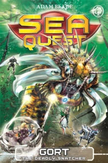 Sea Quest: Gort the Deadly Snatcher : Book 29, Paperback Book