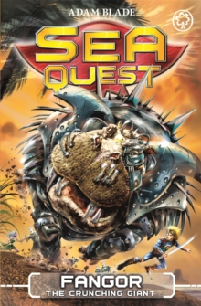 Sea Quest: Fangor the Crunching Giant : Book 30, Paperback Book