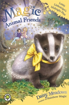 Magic Animal Friends: Lottie Littlestripe's Midnight Plan : Book 15, Paperback Book
