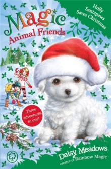 Magic Animal Friends: Holly Santapaws Saves Christmas : Special 5, Paperback Book