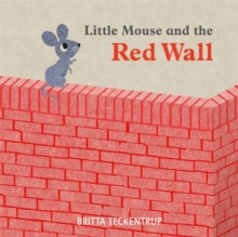 Little Mouse and the Red Wall, Paperback Book
