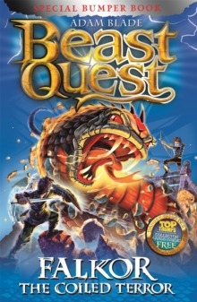 Beast Quest: Falkor the Coiled Terror : Special 18, Paperback Book