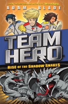 Team Hero: Rise of the Shadow Snakes : Series 2 Book 4, Paperback / softback Book