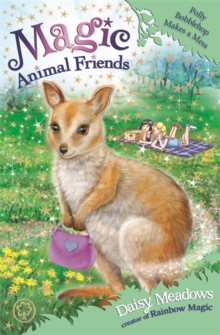 Magic Animal Friends: Polly Bobblehop Makes a Mess : Book 31, Paperback Book