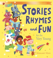 Orchard Stories, Rhymes and Fun for the Very Young, Hardback Book