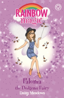 Rainbow Magic: Paloma the Dodgems Fairy : The Funfair Fairies Book 3, Paperback / softback Book