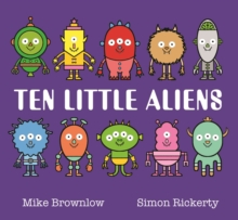 Ten Little Aliens, EPUB eBook
