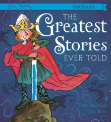 The Greatest Stories Ever Told, Hardback Book