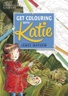 Katie: Get Colouring with Katie : A National Gallery Book, Paperback Book