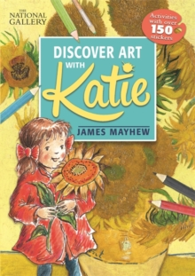 The National Gallery Discover Art with Katie : Activities with over 150 stickers, Paperback / softback Book