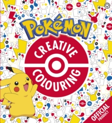 The Official Pokemon Creative Colouring, Paperback / softback Book