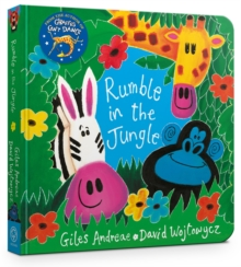 Rumble in the Jungle, Board book Book