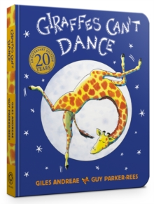 Giraffes Can't Dance Cased Board Book, Board book Book