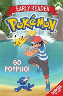 The Go Popplio! : Book 5, Paperback / softback Book