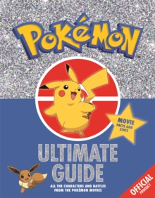 The Official Pokemon Ultimate Guide, Hardback Book