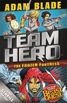 Team Hero: The Frozen Fortress : Special Bumper Book 4, Paperback / softback Book