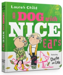 A Dog With Nice Ears Board Book, Board book Book