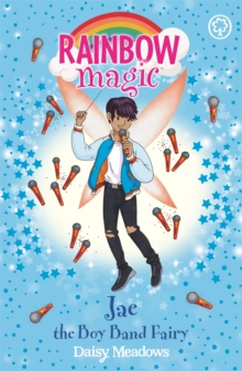 Rainbow Magic: Jae the Boy Band Fairy, Paperback / softback Book