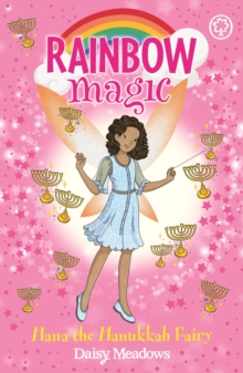 Hana the Hanukkah Fairy : The Festival Fairies Book 2, EPUB eBook
