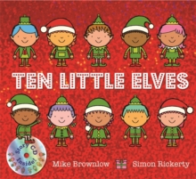Ten Little Elves : Book and CD, Mixed media product Book