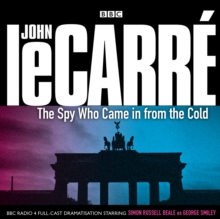 The Spy Who Came in from the Cold, CD-Audio Book