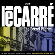 The Secret Pilgrim, CD-Audio Book
