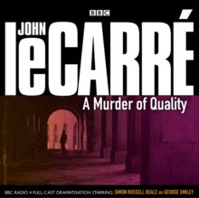 A Murder Of Quality, eAudiobook MP3 eaudioBook
