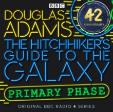 Hitchhiker's Guide To The Galaxy, The  Primary Phase  Special, eAudiobook MP3 eaudioBook