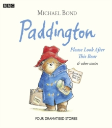 Paddington  Please Look After This Bear & Other Stories, CD-Audio Book