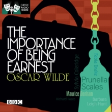 The Importance Of Being Earnest, eAudiobook MP3 eaudioBook