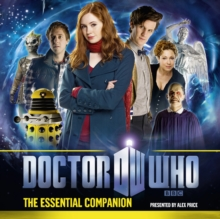 Doctor Who: The Essential Companion, CD-Audio Book
